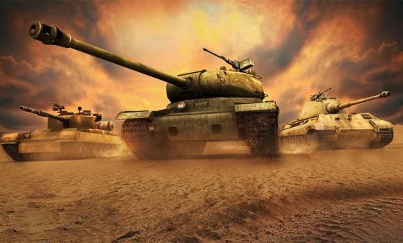 Tank Strike 2016 Ekran Görüntüleri - 5