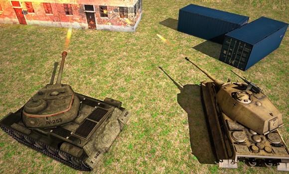 Tank Strike 2016 Ekran Görüntüleri - 2