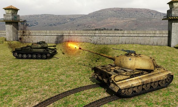 Tank Strike 2016 Ekran Görüntüleri - 4