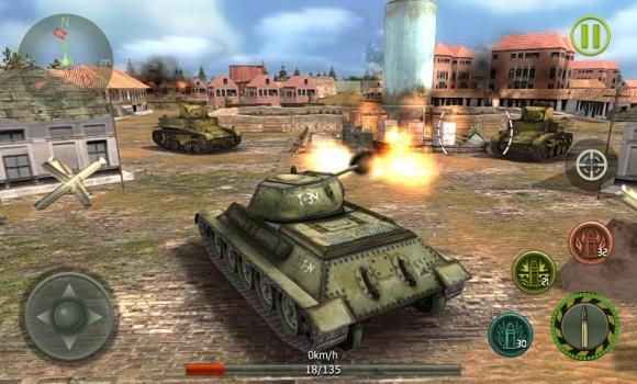 Tank Strike 3D Ekran Görüntüleri - 5