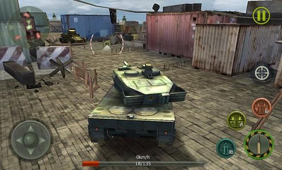 Tank Strike 3D Ekran Görüntüleri - 4