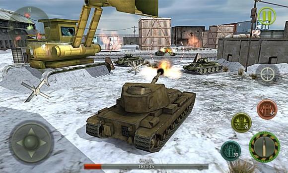 Tank Strike 3D Ekran Görüntüleri - 3