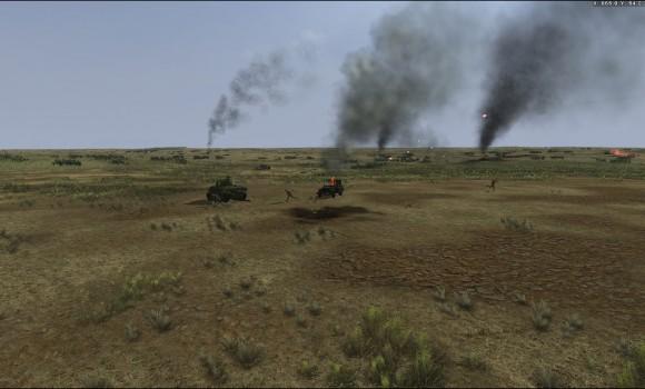 Tank Warfare: Tunisia 1943 Ekran Görüntüleri - 6