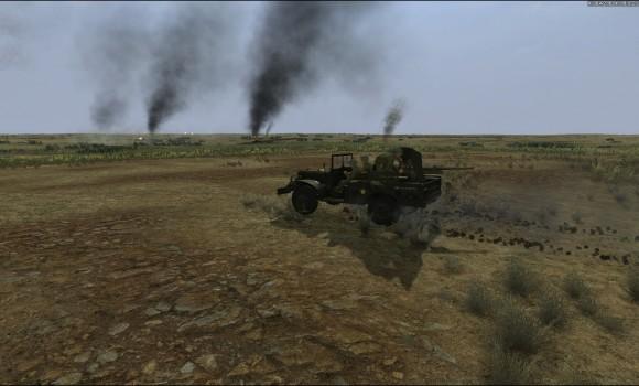 Tank Warfare: Tunisia 1943 Ekran Görüntüleri - 4