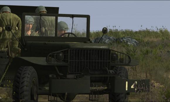 Tank Warfare: Tunisia 1943 Ekran Görüntüleri - 2