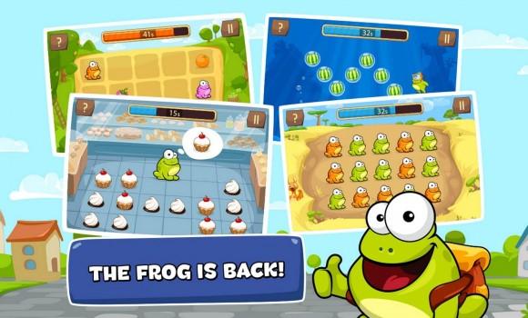 Tap the Frog Faster Ekran Görüntüleri - 5