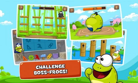 Tap the Frog Faster Ekran Görüntüleri - 3