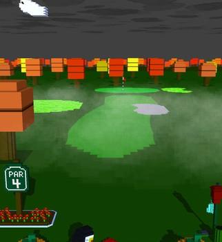 Tappy Golf Ekran Görüntüleri - 1
