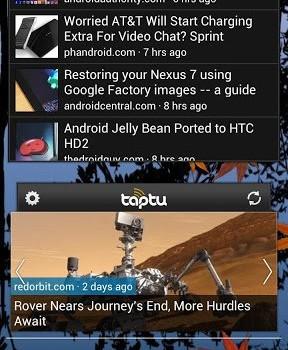 Taptu - DJ Your News Ekran Görüntüleri - 6