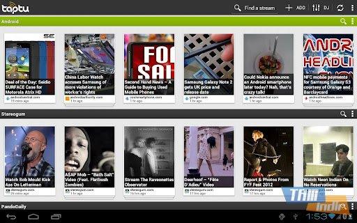 Taptu - DJ Your News Ekran Görüntüleri - 7