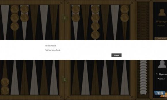 TavlaM Ekran Görüntüleri - 1