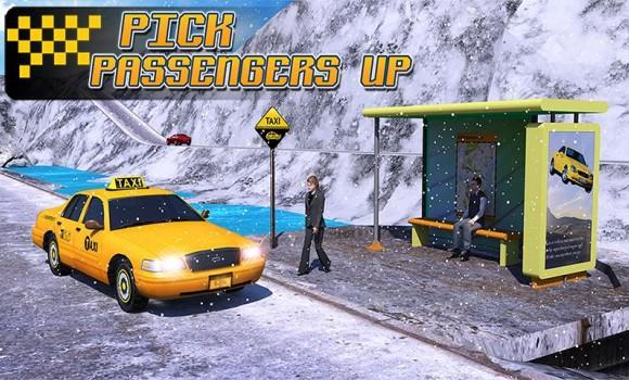 Taxi Driver 3D : Hill Station Ekran Görüntüleri - 3