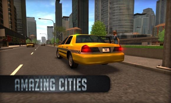 Taxi Sim 2016 Ekran Görüntüleri - 5