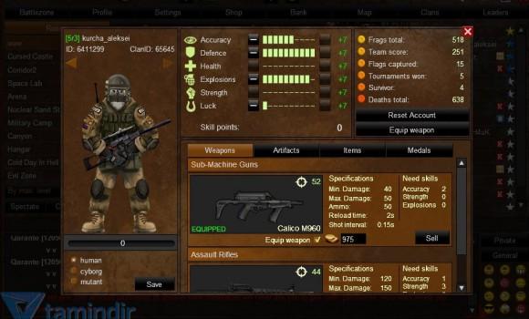 TDP4: Team Battle Ekran Görüntüleri - 5