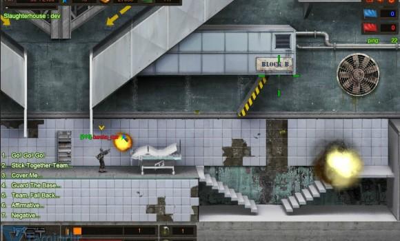 TDP4: Team Battle Ekran Görüntüleri - 1