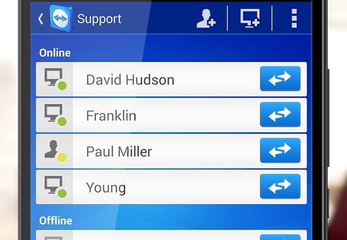 TeamViewer Ekran Görüntüleri - 3