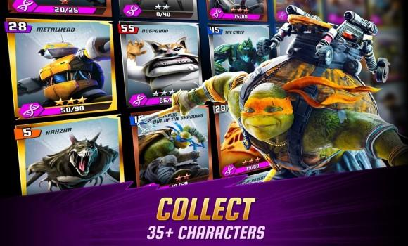 Teenage Mutant Ninja Turtles: Legends Ekran Görüntüleri - 5
