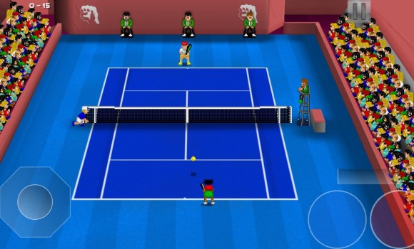 Tennis Champs Returns Ekran Görüntüleri - 1