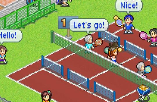Tennis Club Story Ekran Görüntüleri - 6