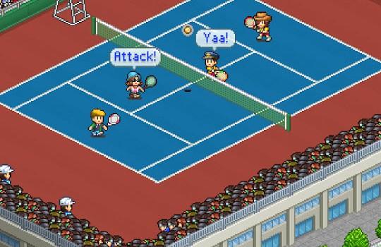 Tennis Club Story Ekran Görüntüleri - 1