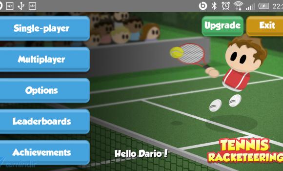 Tennis Racketeering Ekran Görüntüleri - 6