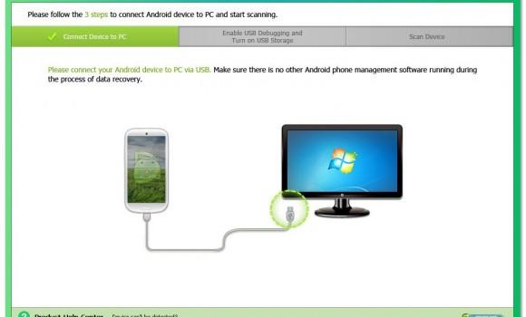 Tenorshare Android Data Recovery Ekran Görüntüleri - 6