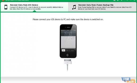 Tenorshare iOS Data Recovery Ekran Görüntüleri - 5