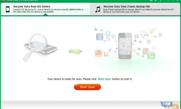 Tenorshare iOS Data Recovery Ekran Görüntüleri - 4