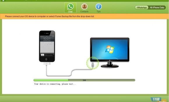 Tenorshare WhatsApp Recovery Ekran Görüntüleri - 5