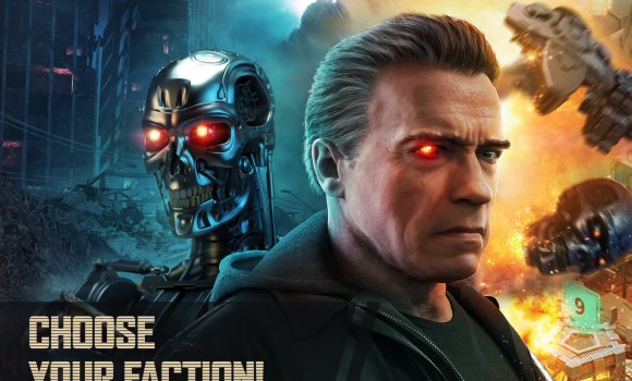 Terminator Genisys: Future War Ekran Görüntüleri - 5