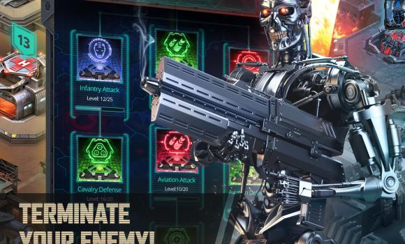 Terminator Genisys: Future War Ekran Görüntüleri - 4
