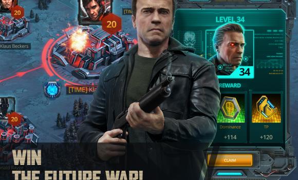 Terminator Genisys: Future War Ekran Görüntüleri - 1