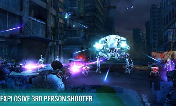 Terminator Genisys: Revolution Ekran Görüntüleri - 6