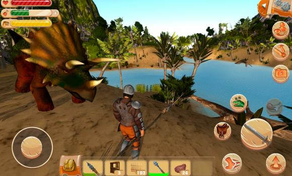 The Ark of Craft: Dinosaurs Ekran Görüntüleri - 1