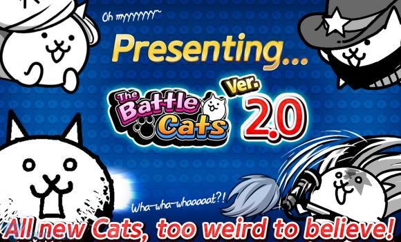 The Battle Cats Ekran Görüntüleri - 8