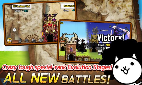 The Battle Cats Ekran Görüntüleri - 7