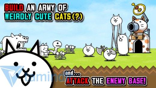 The Battle Cats Ekran Görüntüleri - 4