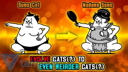 The Battle Cats Ekran Görüntüleri - 3