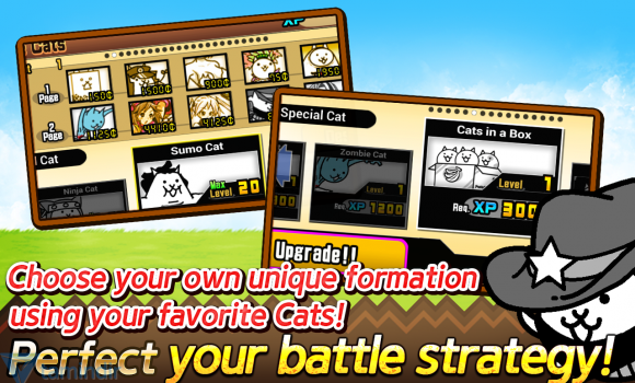 The Battle Cats Ekran Görüntüleri - 5
