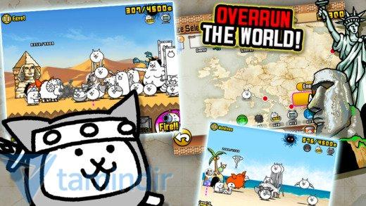 The Battle Cats Ekran Görüntüleri - 2