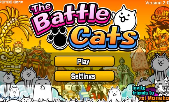 The Battle Cats Ekran Görüntüleri - 1