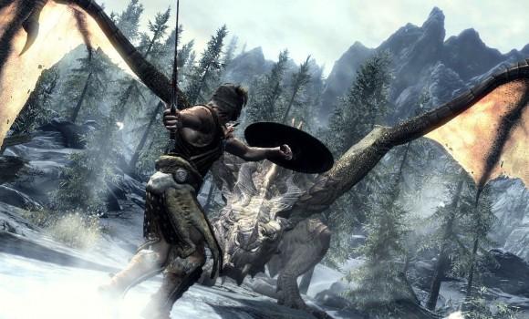 The Elder Scrolls V: Skyrim Ekran Görüntüleri - 14
