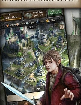 The Hobbit: Kingdoms of Middle-Earth Ekran Görüntüleri - 3