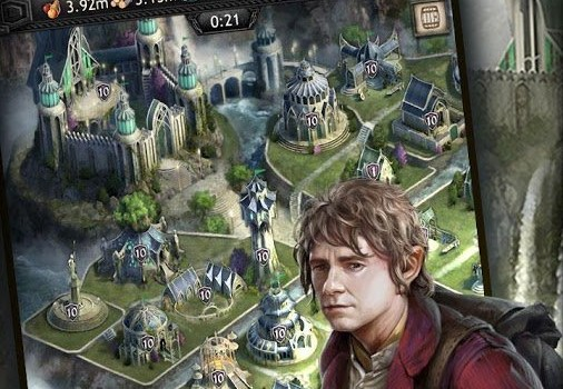 The Hobbit: Kingdoms Ekran Görüntüleri - 3