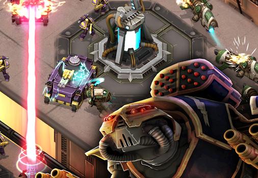 The Horus Heresy: Drop Assault Ekran Görüntüleri - 4