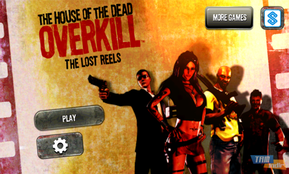 The House of the Dead: Overkill - LR Ekran Görüntüleri - 1