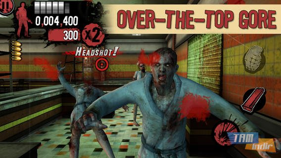 The House of the Dead: Overkill - The Lost Reels Ekran Görüntüleri - 3