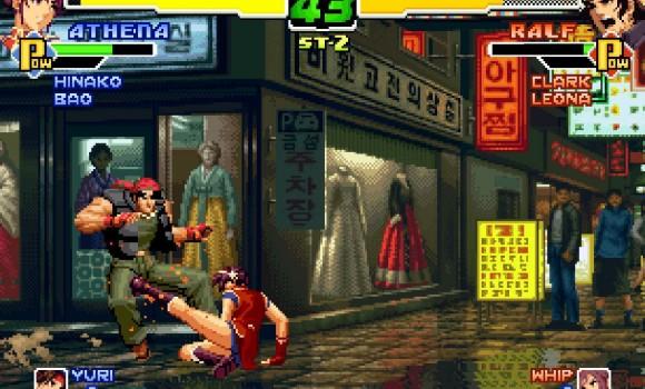 The King of Fighters 2000 Ekran Görüntüleri - 1