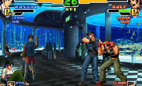 The King of Fighters 2000 Ekran Görüntüleri - 10