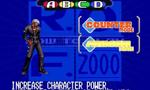 The King of Fighters 2000 Ekran Görüntüleri - 7